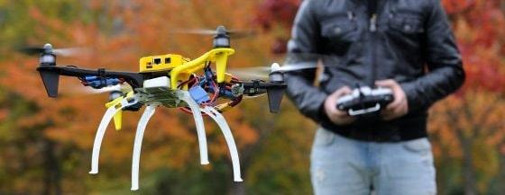 volar drone modo estable arduino PID