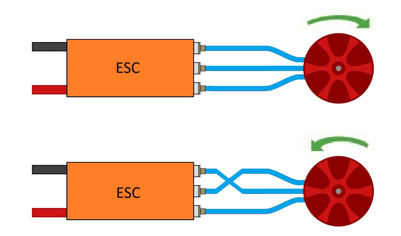 Arduino Esc Control Sketch