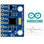 MPU6050 y su programación en Arduino (sketch)