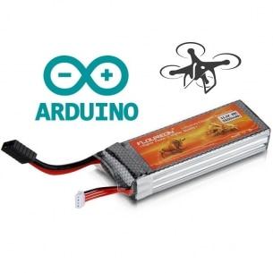 Batería LiPo para drones (sketch)