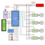 Software completo y esquema detallado (sketch)
