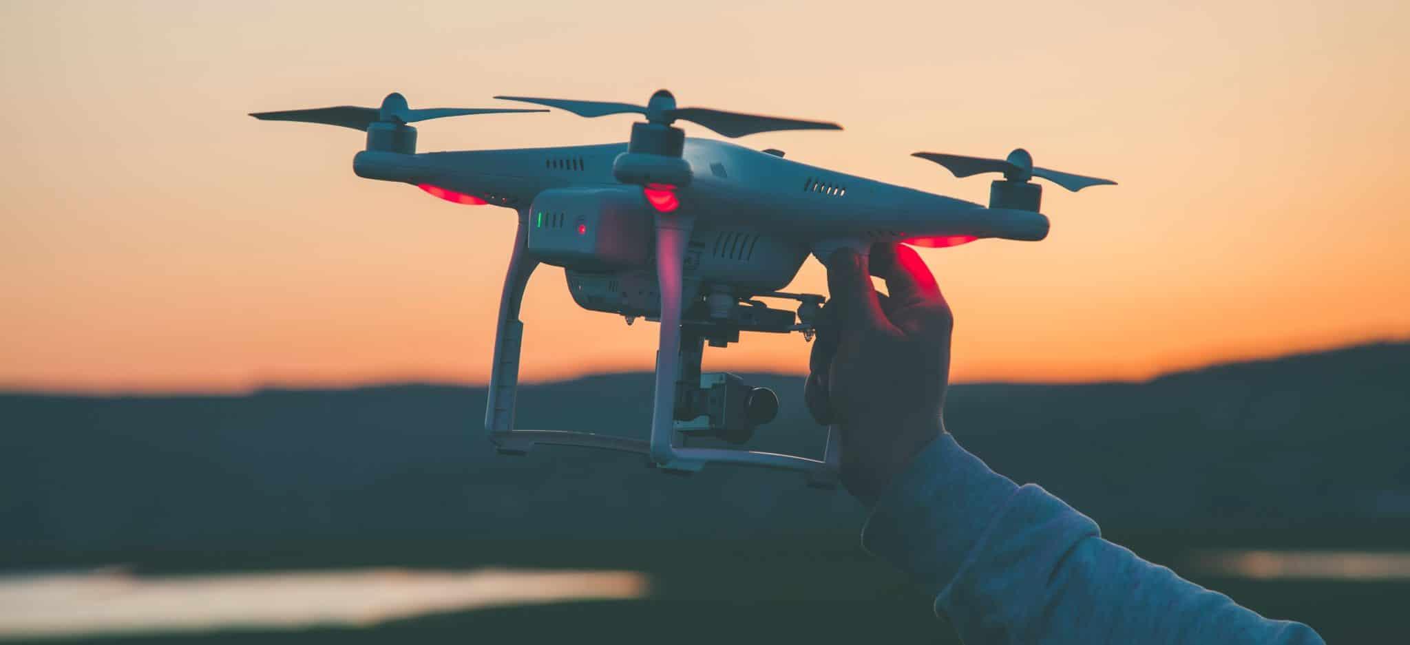 los mejores drones con cámara HD