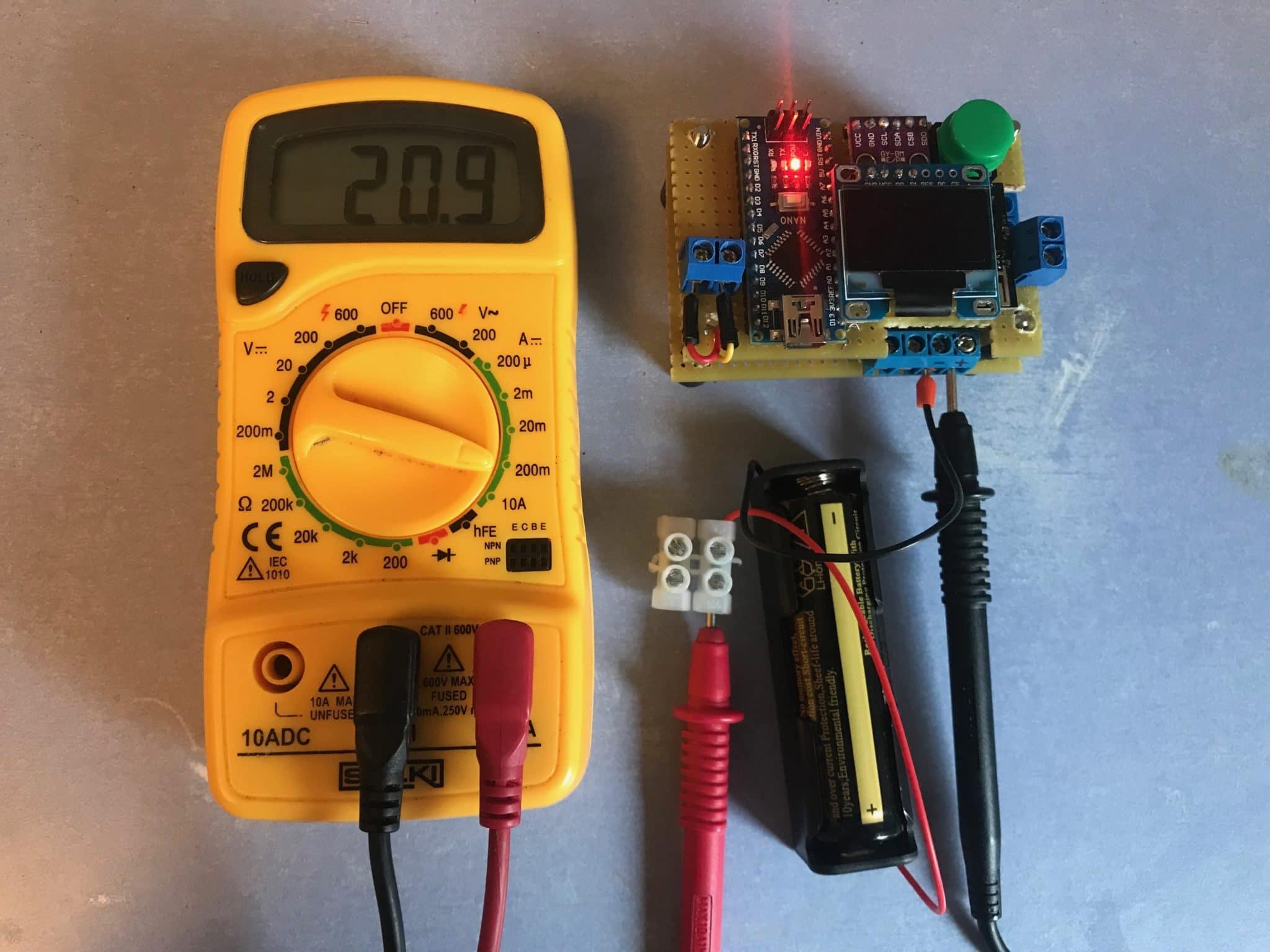 Estación meteorológica WIFI. Arduino + ESP8266-01 + ThingsPeak.com   Módulo ESP8266-01