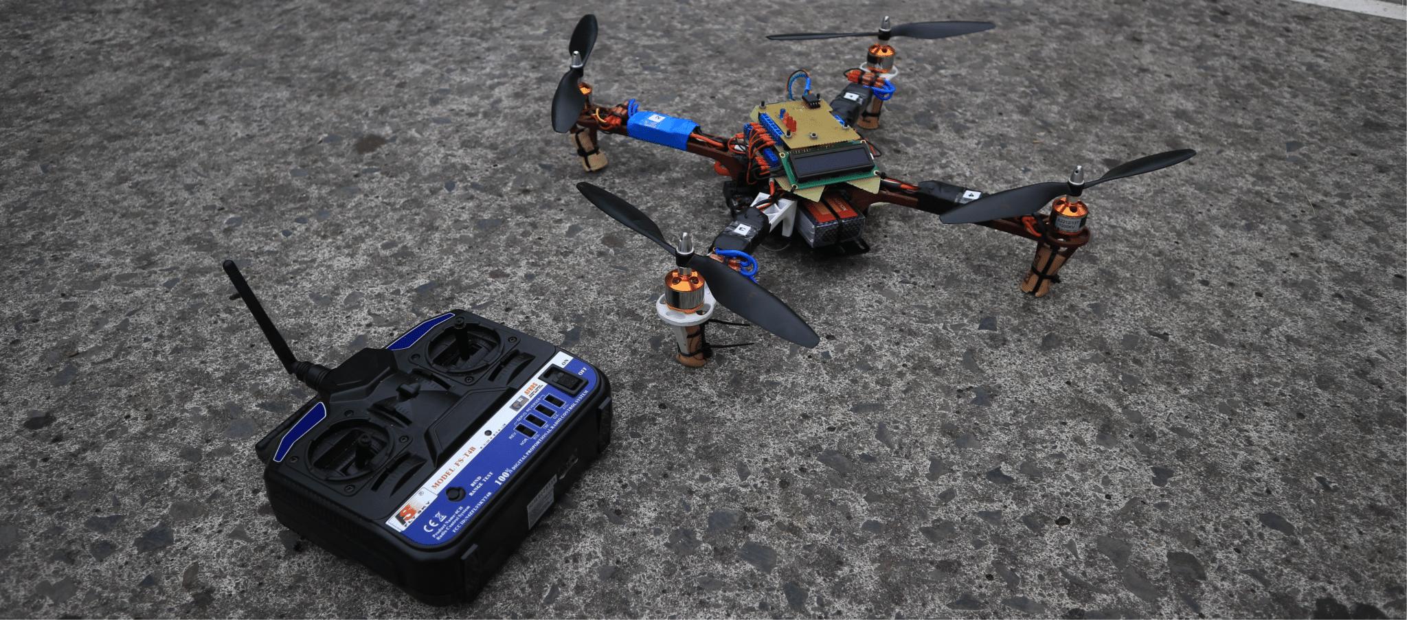 drone con Arduino desde 0