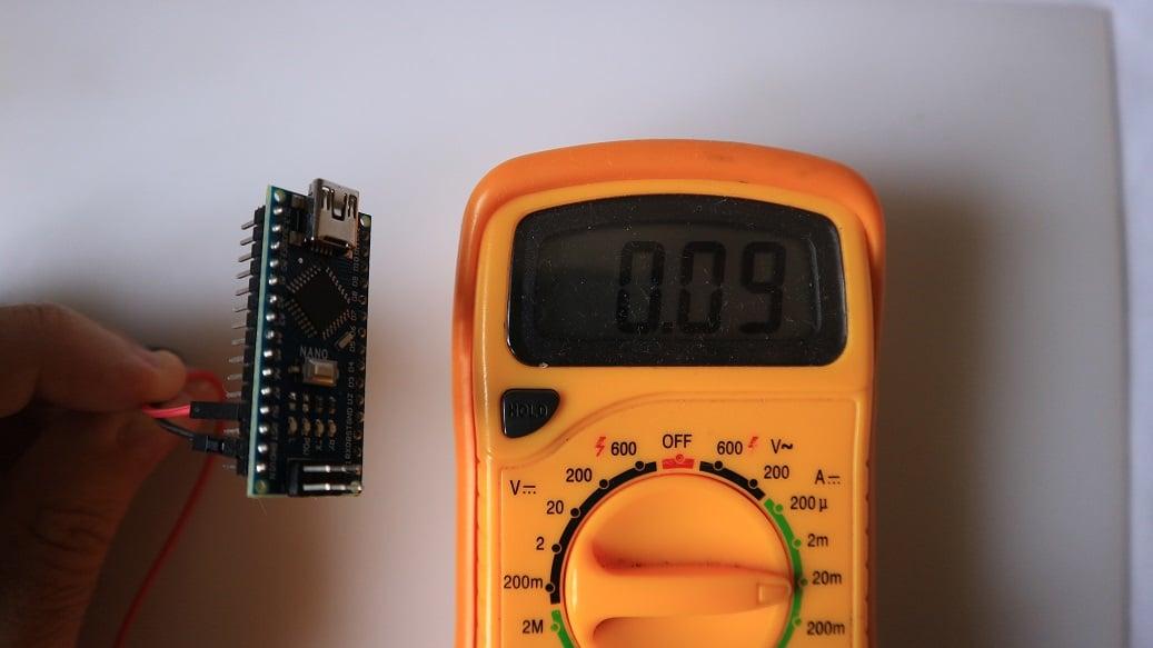 Arduino low power 90uA