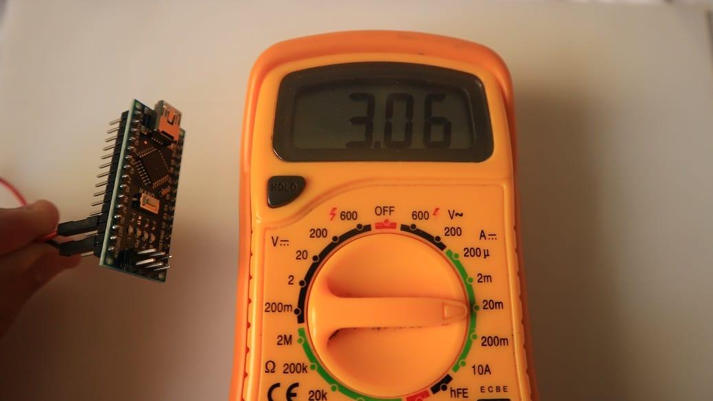 Arduino low power. Sin led. Modo bajo consumo.