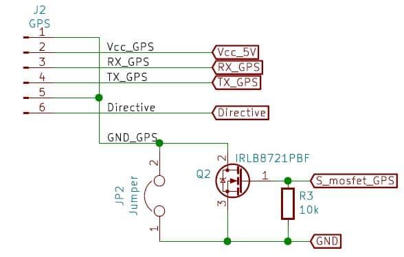Boya Iridium con Arduino | GPS