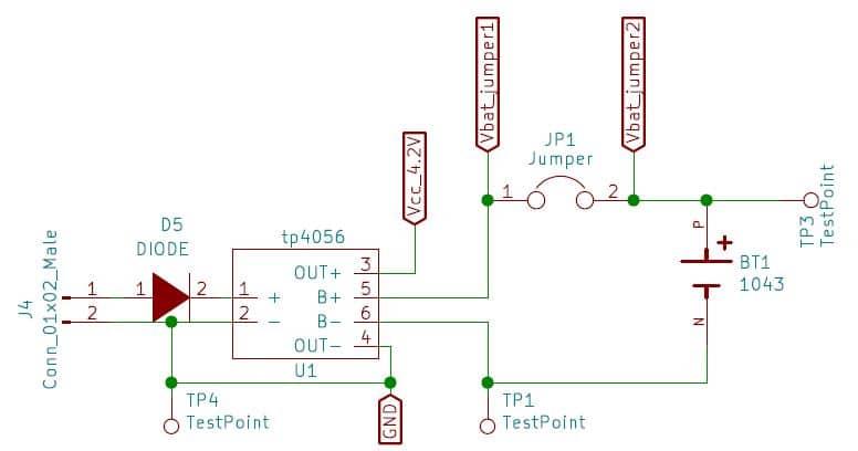 Boya Iridium con Arduino   Etapa de entrada